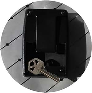 Automotive Compartment Hide-a-Key