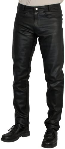 Roleff RO 2 Leather Motorbike Trousers EU 56 UK 44