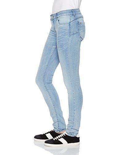 Slim Locka Jeans Kaporal Blu Donna wTEfERZqx
