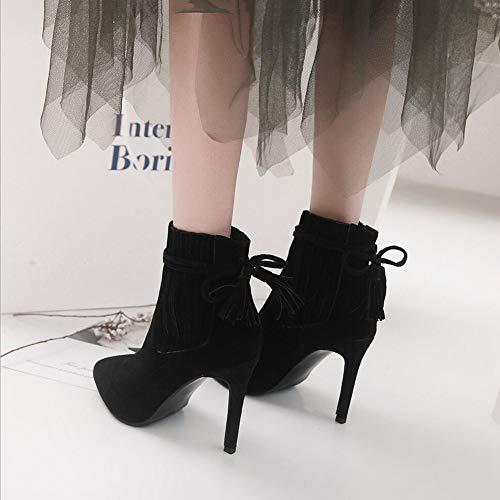 Donna Shoes single Stivali 34 Xue A Bqx54AFF7w