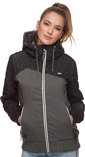 Jacket Nuggie B Ragwear Nuggie Black Ragwear B Jacket OOvPq4zU
