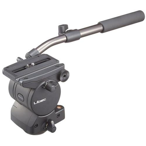 Libec RH45D Head with PH-6B Pan Handle, 26.5 lbs Payload by Libec