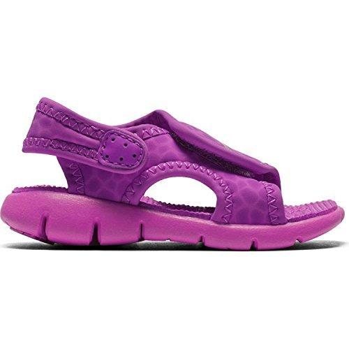 NIKE Sunray Adjust 4  Baby-Girls Slippers 386521-506_10C - H