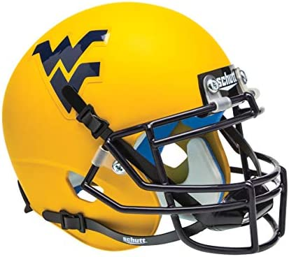 Schutt Virginia Mountaineers Authentic Football product image