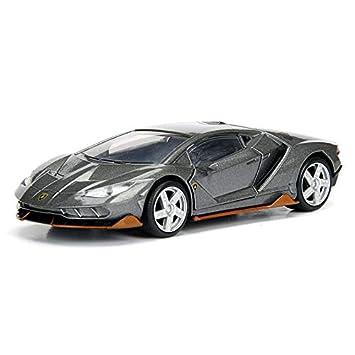 Jada 1 32 Die Cast Lamborghini Centenario Hot Rod Transformers The