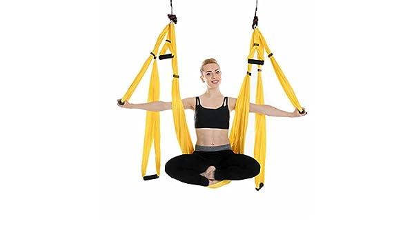 ynxing Yoga hamaca, antena juego de Swing, volar hamaca yoga ...