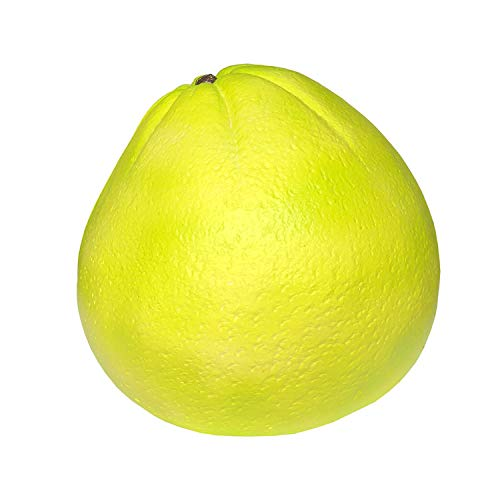 Beautly Stress Relief Slow Rising Giant Grapefruit Toy ,Decompression Toy for Adults and Kids,Kill time,Anti-Anxiety,Keep Focus,Relaxing,Soft Squeeze Toys for Friends,Boys and Girls (Light Green) by Beautly