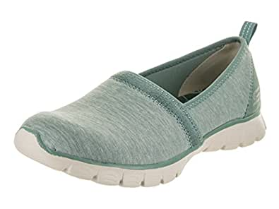 Skechers EZ Flex 3.0 Swift Motion Womens Slip On Sneakers Sage 5