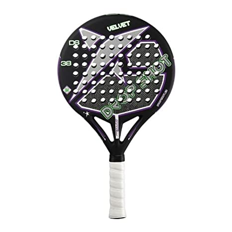 DROP SHOT Velvet - Pala, Talla 38 mm: Amazon.es: Deportes y aire libre