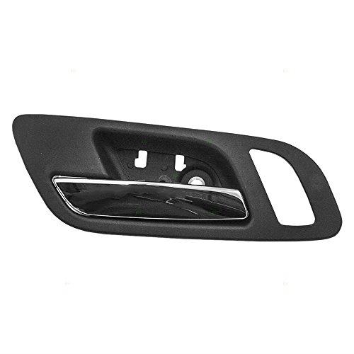 Truck Chrome Interior Door Handle - 5