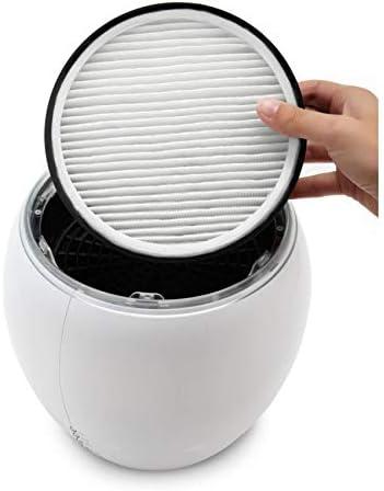 Bionaire BAP600 BAP600-050, 33 W, 3 Velocidades, Color Blanco ...