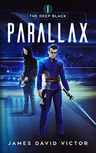 Parallax (The Deep Black Book 1)
