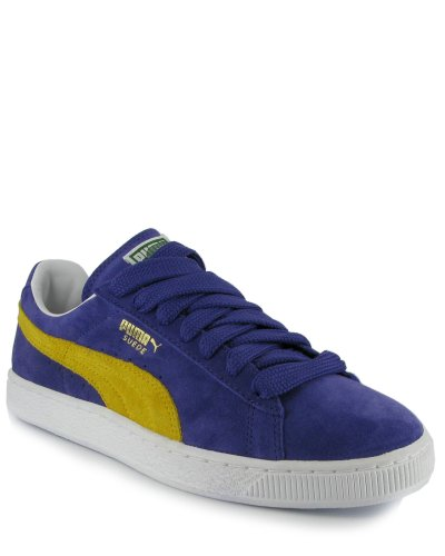 Yellow Heliotrope Suede Classic Suede sp Classic Heliotrope zw7vHqrY7