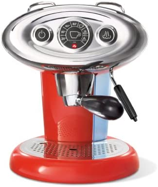Francis for Illy X7.1 Expresso Cafetera eléctrica Máquina rosso ...