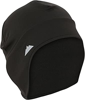 Helmet Liner Skull Cap Beanie with Ear Covers. Ultimate Thermal Retention and Performance Moisture Wicking. Fits Under Helmets.