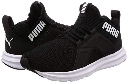 Chaussures De Course Femmes Wn's Puma Noir Blanc Pour Enzo Weave Odzq7qwE