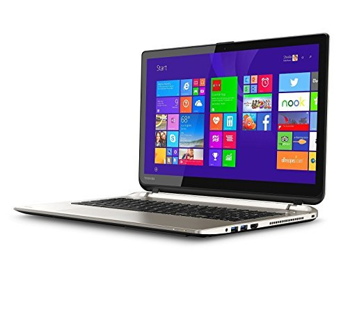 Model Toshiba Satellite 15.6-inch FHD Touchscreen Premium Laptop - Latest 5th Gen Intel Core i5-5200U, 4GB Memory, 500GB HDD, Full HD 1080p (1920 x 1080) LED-backlit Display, Windows 8.1