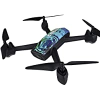 LTUI JXD 518 RC Quadcopter 2.4GHz Full HD 720P Camera WIFI FPV GPS Mining Point Drone (Blue)