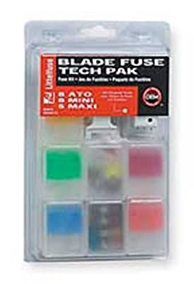 Littelfuse 94475 Blade Fuse Tech Pack