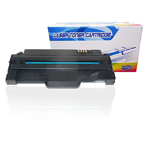 e Toner Cartridge Replacement for Dell 1130 1130n 1133 1135n High Yield 330-9523 2.5K (Black) ()