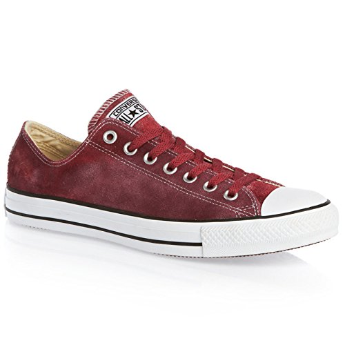 Converse Unisex Chuck Taylor? All Star? Tie Dye Suede Ox Oyster Gray/Gooseberry Men's 7, Women's 9 Medium