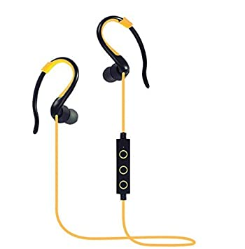Eximtrade Wireless Sport Bluetooth V4.1 Manos Libres Auricular con Micrófono y Control Remoto para