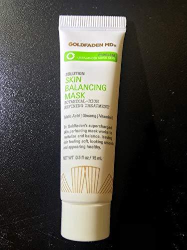 (Goldfaden MD Skin Balancing Mask .5 oz)