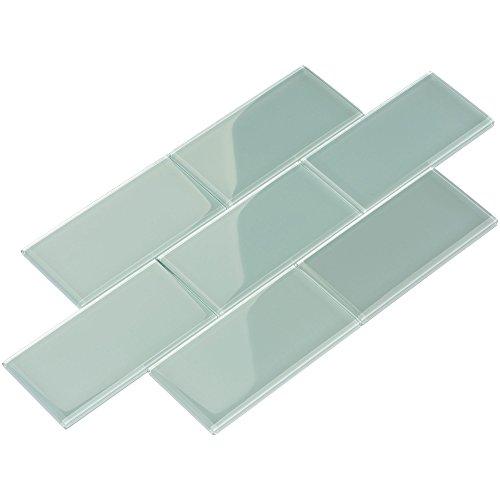 glass shower wall tiles