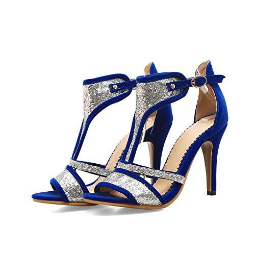 Donna Ballerine An Diu01253 An Blue Diu01253 w11tq7Icp