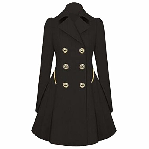 Ai Moichien Stylish Double Breasted Classic Peacoats product image