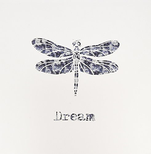 3dRose Dream Dragonfly - Greeting Cards, 6 x 6 inches, set of 6 (gc_179156_1)