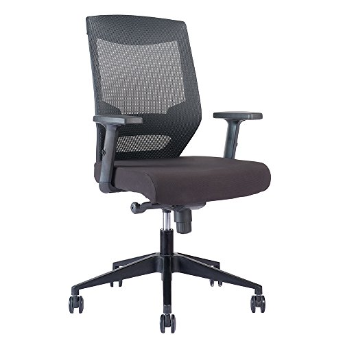 - RightAngle FCATBBB Alpha Series Mobile Mesh Backrest Office Chair, Angle and Height Adjustable  /w Lumbar Support