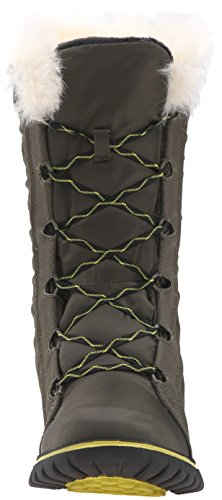 SOREL Snow CATE Peat Boot Women's Moss Cozy qqw1fF