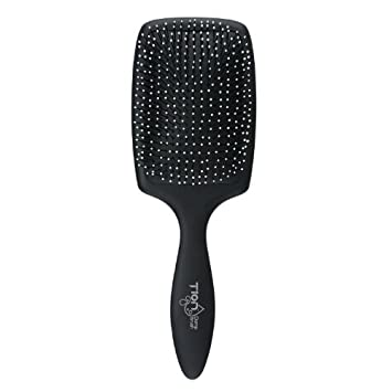 amazon com tion damp brush black beauty