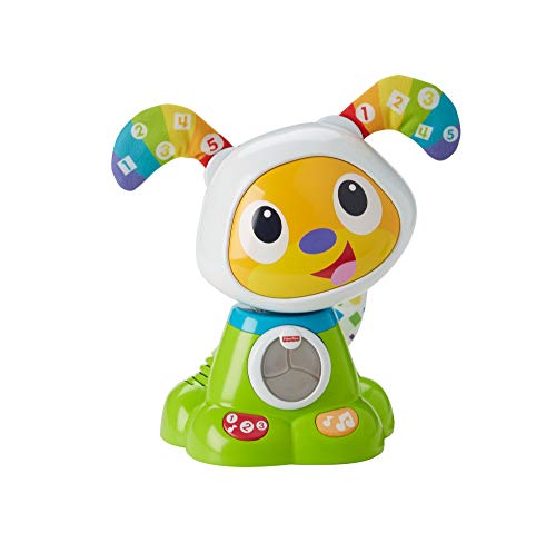 Fisher-price Fbc95 Dance And Move Beatbowwow Toddler Toy, Multi-colour