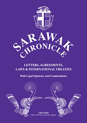 Amazon sarawak chronicle letters agreements laws and sarawak chronicle letters agreements laws and international treaties constitutional and political history fandeluxe Epub