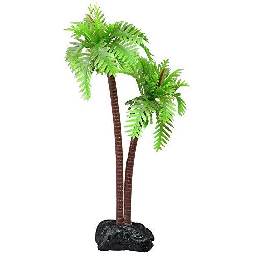 Digi-Flex DIGIFLEX Aquarium Fish Tank Palm Trees Landscaping Ornament…