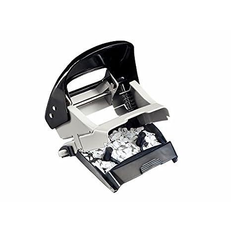 Leitz NeXXt 50081001 color negro 30 hojas 2 agujeros, acero Perforadora