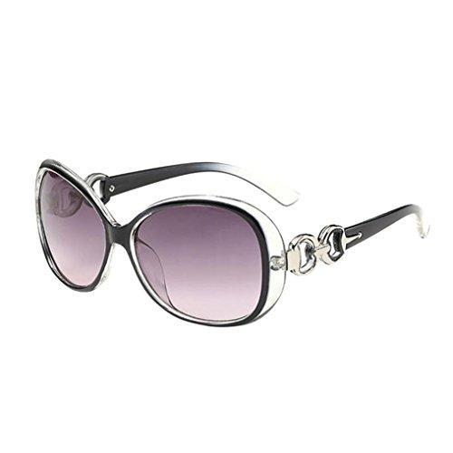 Estiloso UV400 Polarizadas Keepwin Anti Mujer Sol Marco Ojos Gafas Proteccion Reflejo Ovaladas Gafas De E Grande wAqgvF