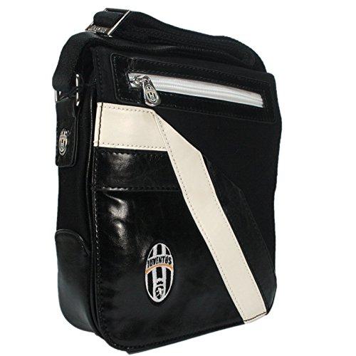 Juventus FC Borsa da uomo Scuola Tracolla Prodotto Ufficiale Campionato Italiano Serie A TIM
