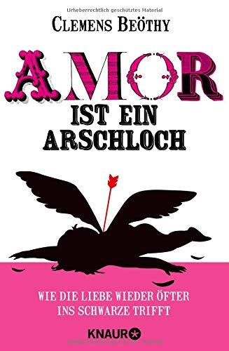 Amor ist ein Arschloch: Wie die Liebe wieder öfter ins Schwarze trifft Taschenbuch – 1. Februar 2013 Clemens Beöthy Knaur TB 3426785625 Partnerschaft