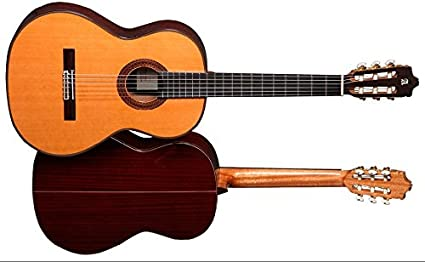Guitarra Clásica Alhambra 7C Classic (4/4): Amazon.es ...