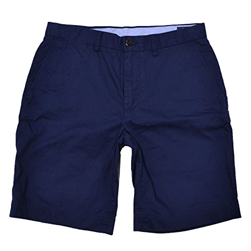 Polo Ralph Lauren Mens Flat Front Preston Chino Shorts (42, Newport - Ralph Lauren Co Polo Jeans