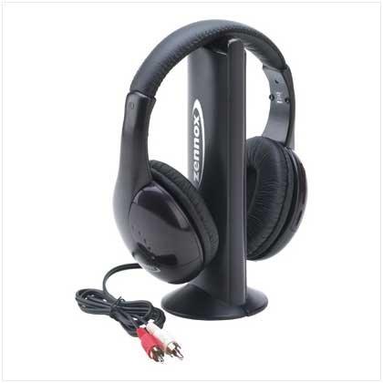 Generic MH2001 Wireless Headphones Microphone