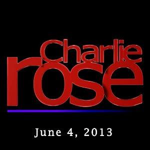 Charlie Rose: Stephen King, T-Bone Burnett, John Mellencamp, Floyd Abrams, and Joss Whedon, June 4, 2013 Radio/TV Program