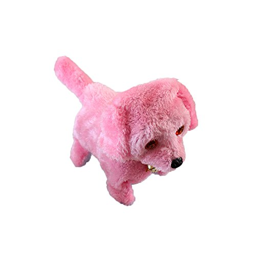 electronic dog pink - 4