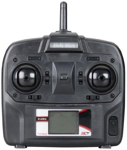 Cam Heli (Heli-Max TX460 Transmitter for 1SQ V-Cam SLT)