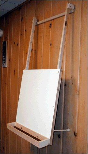Beka Hanging Easel with Wood Art Tray & Amazon.com: Beka Hanging Easel with Wood Art Tray: Toys u0026 Games