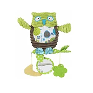 Maison chic 6 boy owl multifunctional toy for Maison chic revue