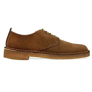 MENS CLARKS ORIGINALS DESERT LONDON COLA SUEDE LACE UP CASUAL SHOES SIZE 7 (B00MY2KYI0) | Amazon price tracker / tracking, Amazon price history charts, Amazon price watches, Amazon price drop alerts
